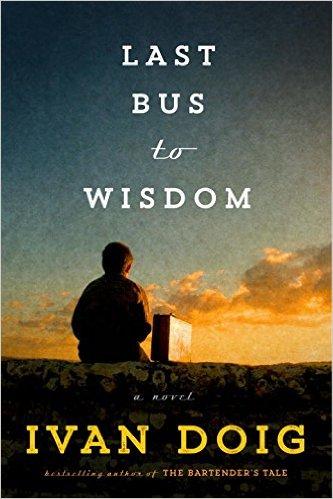 Last Bus to Wisdom cover