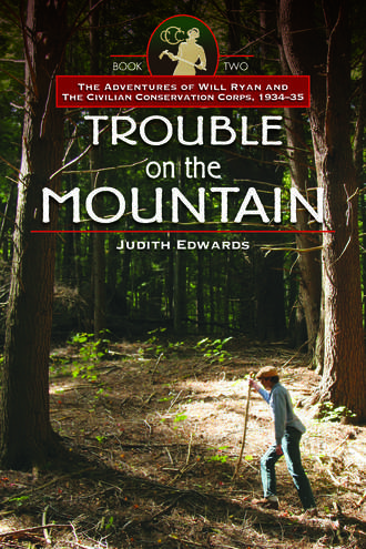 Trouble on the Mountain cover