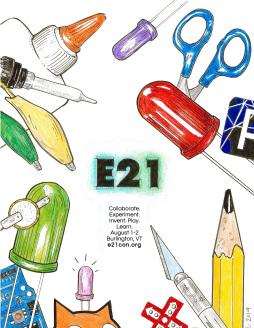 E21 logo