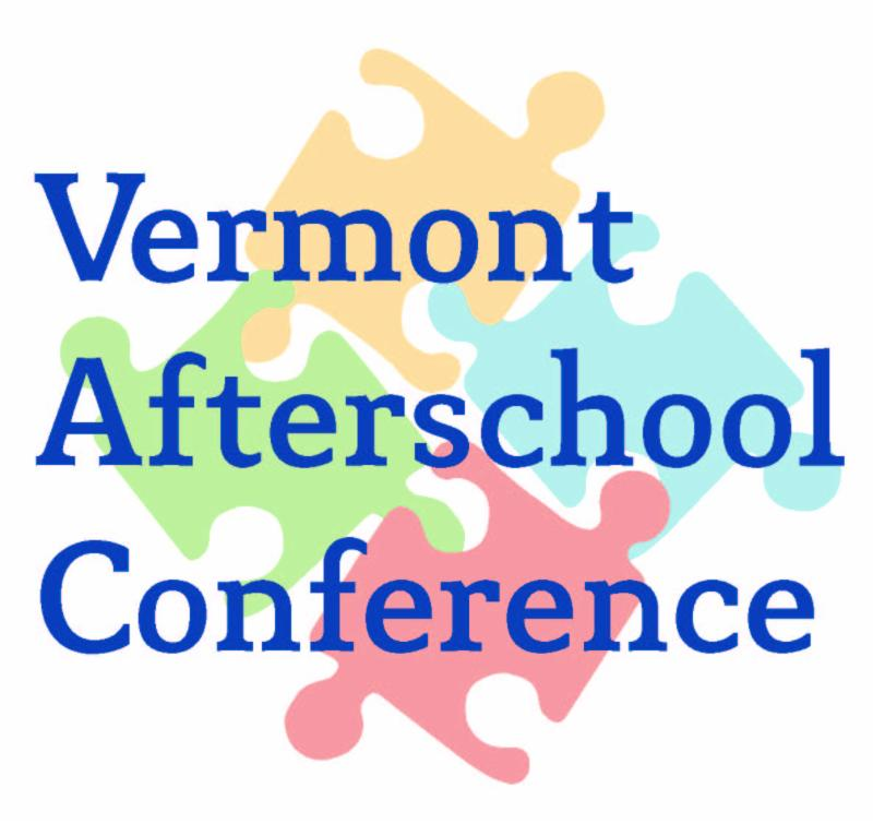 VT Afterschool Conference logo
