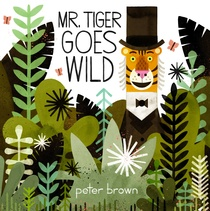 mr tiger book cover