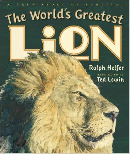 World's Greatest Lion cover