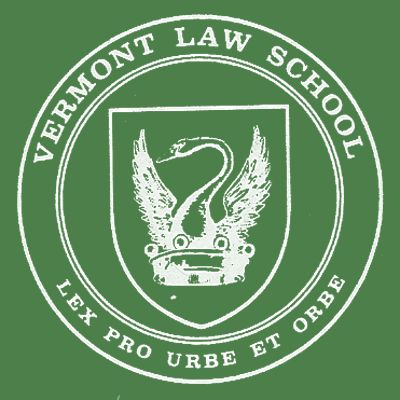 VT Law School seal