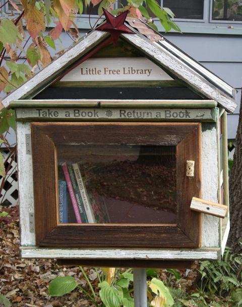 littlefreelibrary box