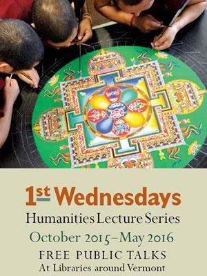 First Wednesdays brochure