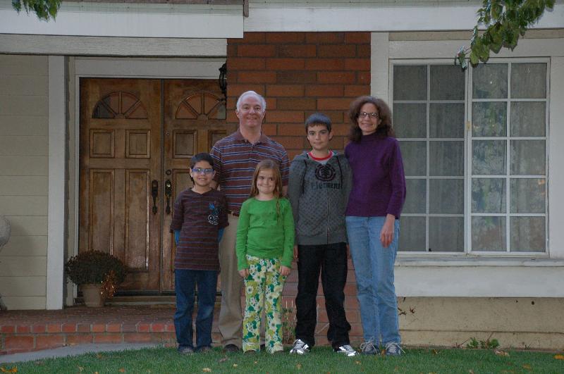 Hoge Family 2010