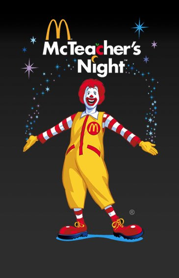 Image result for mcteacher night