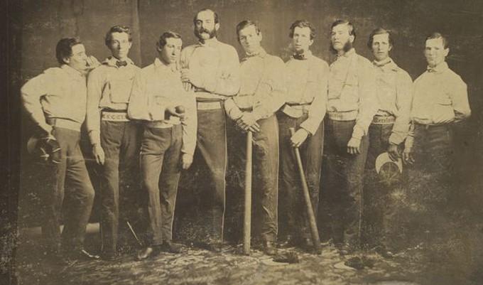 Civil War Baseball