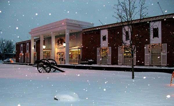 Wax Museum - Snow