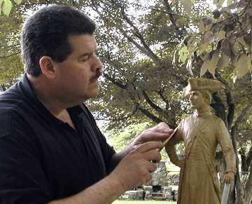 Andy Sculpting