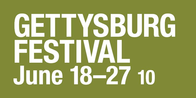 Gettysburg Festival Logo