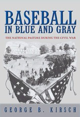 baseball in blue and grey