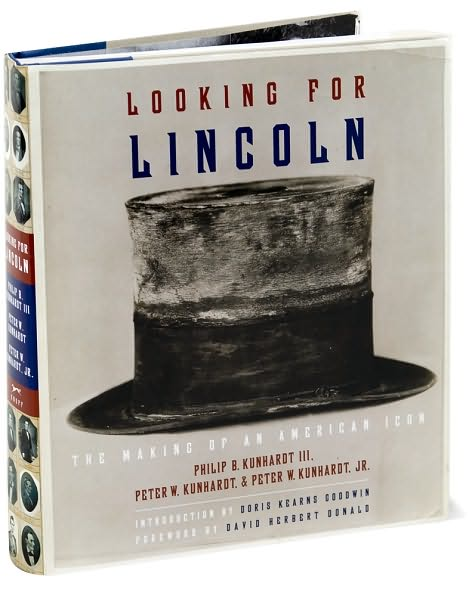 Looking for Lincoln book