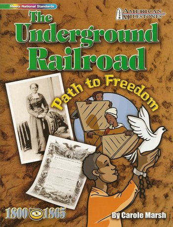 Underground Railroad for the classroom