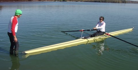Pam Single Rowing