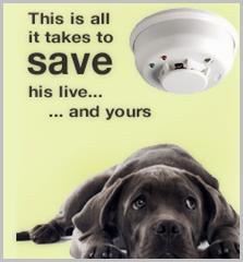 Pet Smoke Alarm