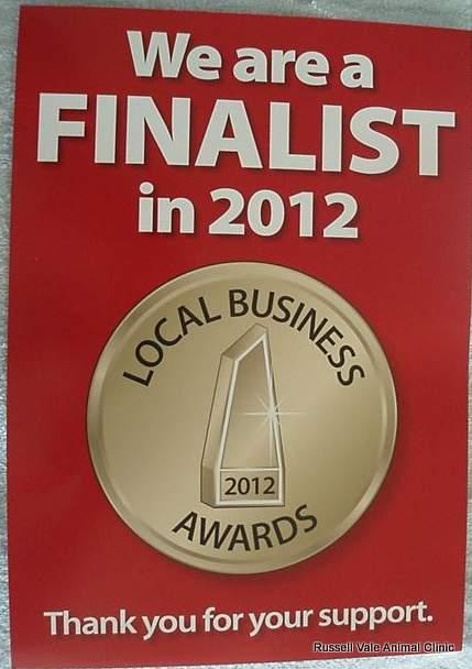 2012 finalist