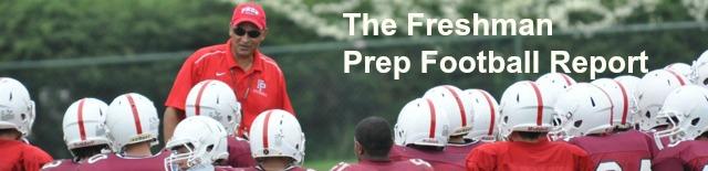 Prep football report week