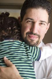 Rabbi Marc and Ocean