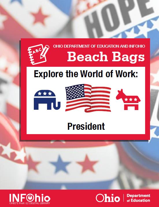 Beach Bag President