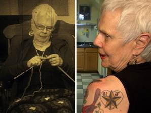 Granny Tattoos