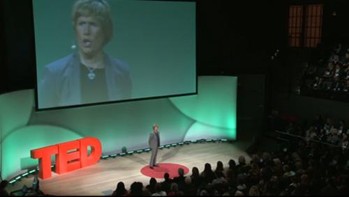 Diana Nyad TED Woman