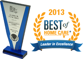 2013 Best of Home Care