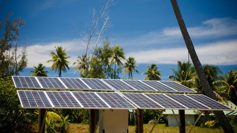Hawaii  Solar Array