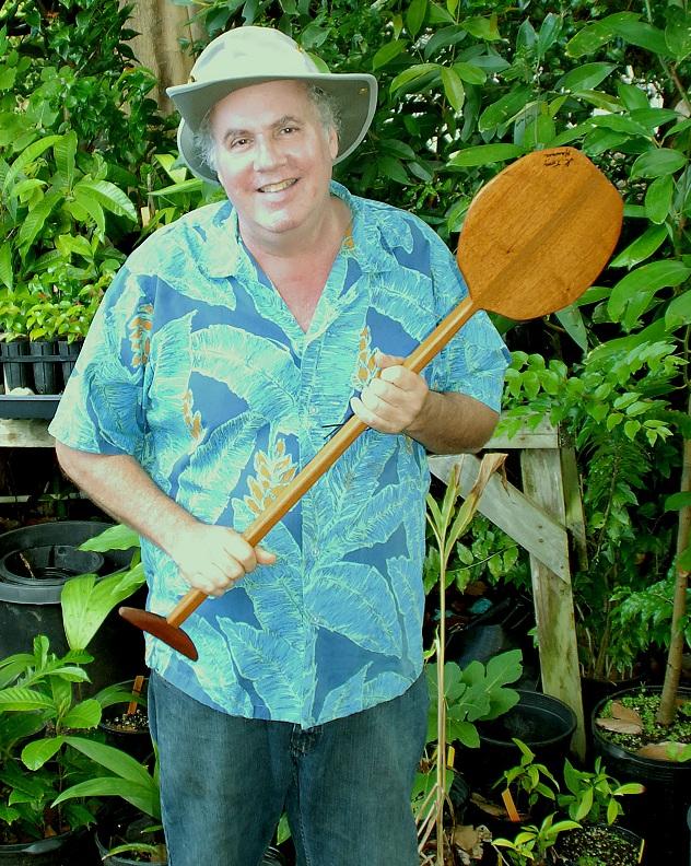 Same Canoe Award Ken Love