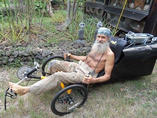 Greenwald, Solar Trike