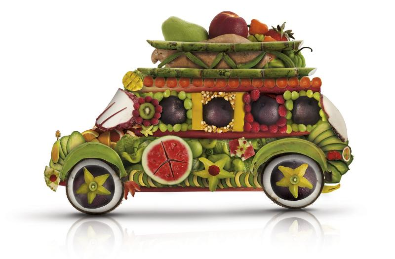 Fruit bus