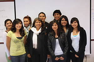 SFIS Students