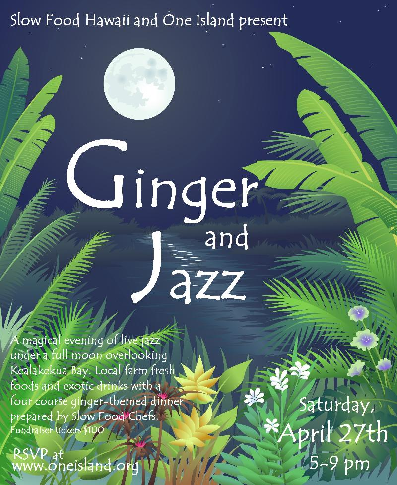 Ginger and Jazz