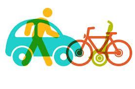 walk or bike to school