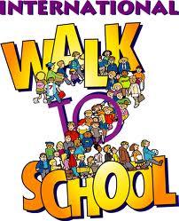 kids walking school