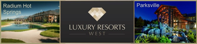 Luxury Resorts West Banner