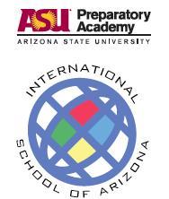 ISA & ASU Logos