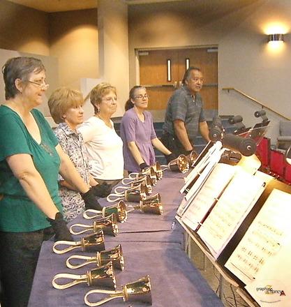 Golden Hills Bell Choir