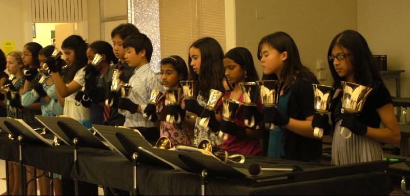 Stratford School Choir