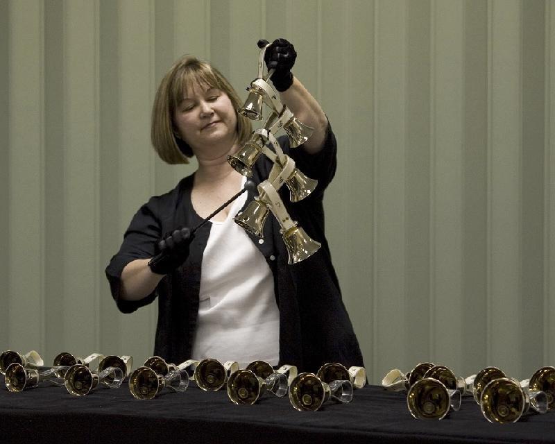 Linda Krantz ringing