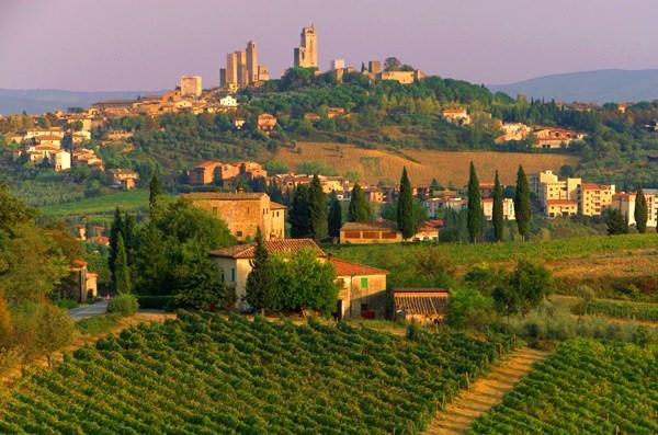 Handbell Ventures Italian Villa
