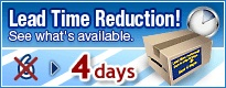 Lead Time Reduction Small Banner