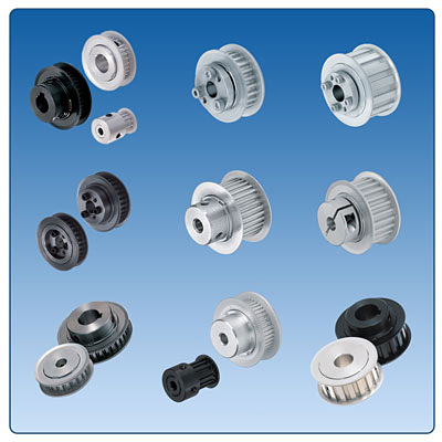 Timing Pulley Group - PR Photo