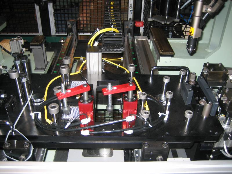 Orbitform Automation Assembly