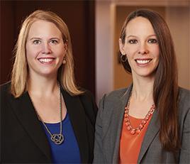 Caroline Busse and Sarah Doerr Elected Shareholders