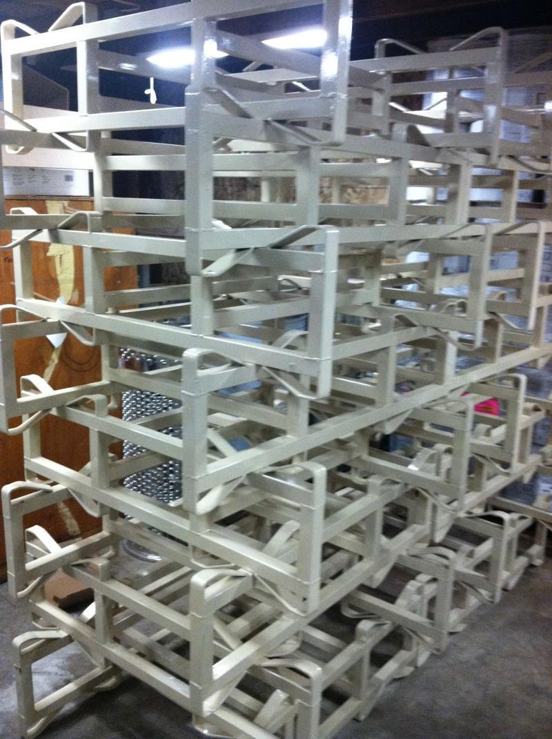 used racks