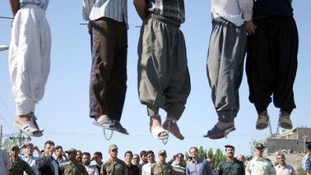 pendus Iran 1