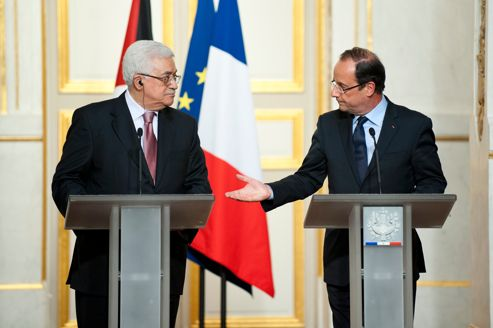 Abbas-Hollande
