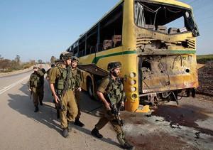bus explosé