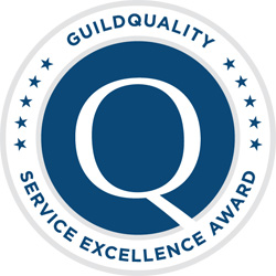 GuildQuality Service Excellence Award